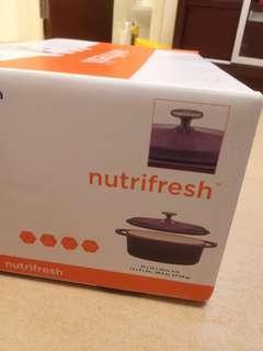 nutrifresh鑄鐵鍋4.7L