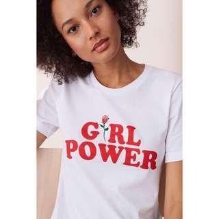 Girl Power Tee
