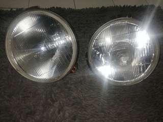Lampu Depan Koito Japan Changeable Bulb Mini Ke30 B210 B110 Cressida