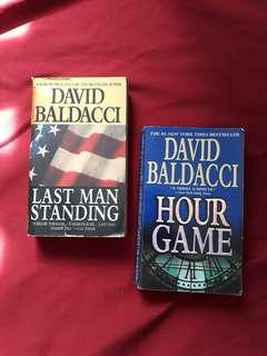 David Baldacci Books