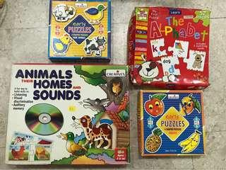 Preloved puzzles