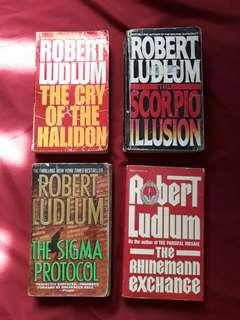 Take All Robert Ludlum Books