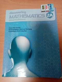 Discovering Mathematics (2nd edition)