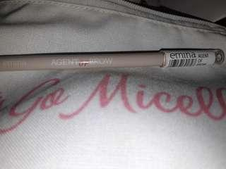 EMINA EYE BROW BROWN NEW!!! AGENT OF BROW BROWN