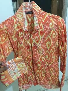 Batik model cardi
