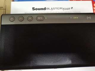 Creative Soundblaster Roar2