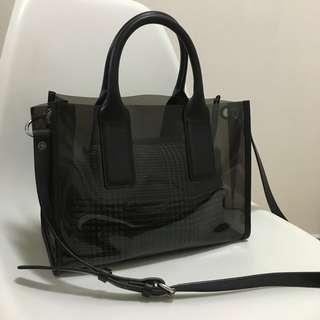 Zara crossbody bag 袋