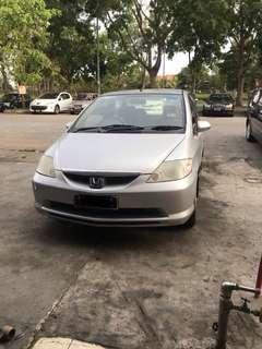 Honda city 1.5 auto 2003