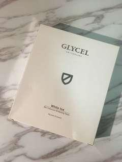 [New] Glycel White Ice 亮白雪肌微滲纖維冰白面膜 一盒6片