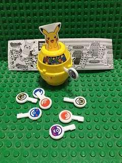 Pokémon Pikachu capsule toy