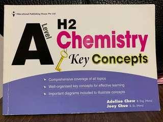 H2 A level chemistry