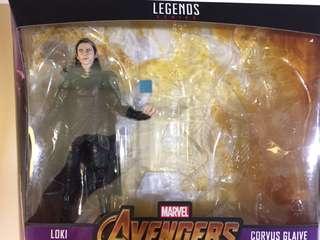Marvel Legends 2 pack Loki MISB