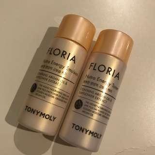 Tonymoly sample set