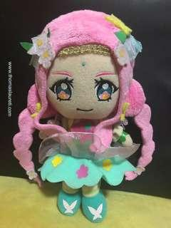 Anime Fairy Stuffed Toy from Japan 8 Inches