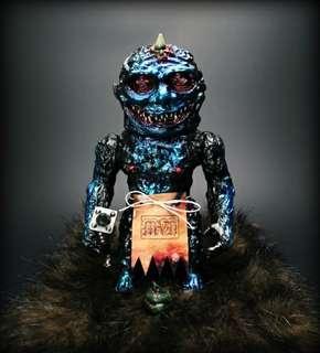 Mutant vinyl hardcore Zug Troll