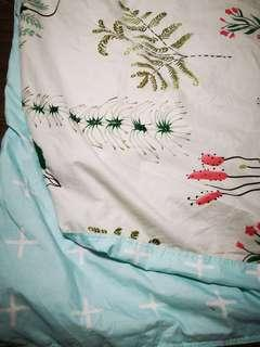 Reversible Quilt Cover