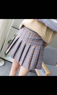 🚚 Pleated skirt (grey) #EndgameYourExcess