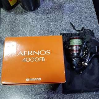 Shimano Aernos 4000FB Fishing Reel