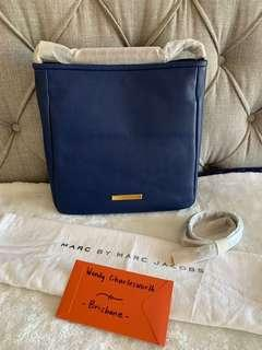 Marc Jacobs Saddle Hobo Leather