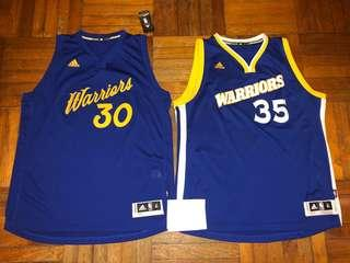 Golden State Warriors Curry Durant Christmas Crossover