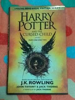 🚚 Harry Potter And The Cursed Child