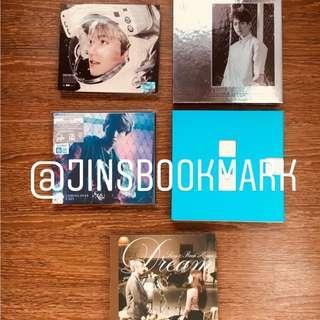 WTS EXO Baekhyun Cover Albums