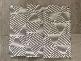 IKEA棉布料 手工材料 craft cloth