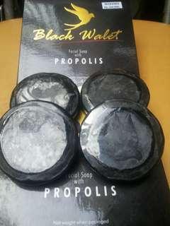 BlackWalet Propolis u/wajah kusam flek jerawat