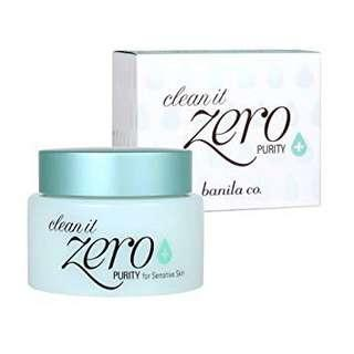 🚚 Banila.co Clean It Zero Purity for sensitive skin