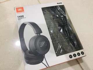 Headphone JBL T450 SUPERBASS 99%