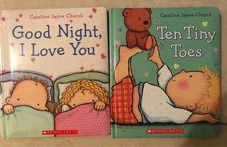 Baby Books 幼兒睡前書