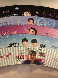 giving away cupsleeves