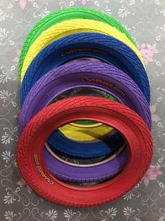 Fiido/DYU/AM Tempo Colored Tyres