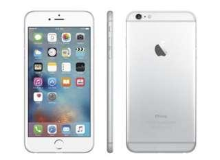 Iphone 6 plus 64gb silver Openline