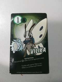 Book Bugs card