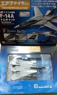 Air Fighters Collection F-14A 1/100