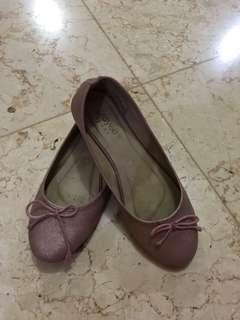 Prayee Flat Shoes Pink