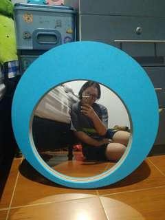 Cermin Bulat IKEA