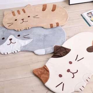 [預訂]貓咪 地毯 地墊 防滑