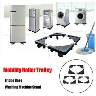 🚚 [BN] Fridge Stand with Wheels - Large size