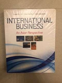International Business  (An Asian Perspective)