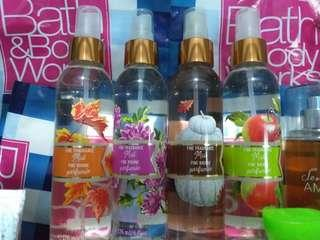 Bath and Body Works New Packaging