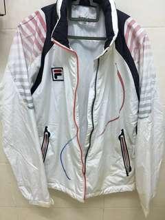 Vintage Fila Jacket #OYOHOTEL