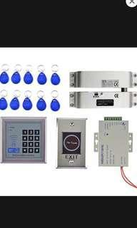 🚚 Electronic Magnate EM lock installation