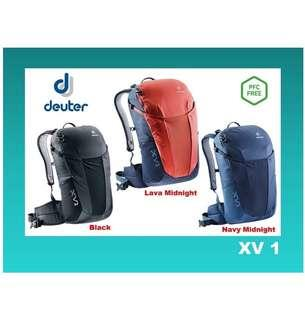 🎒Latest🎒 Deuter XV1 17L Notebook PC Padded Backpack for Work & School