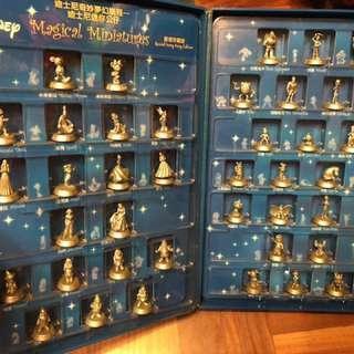 迪士尼 7-11 迷你公仔香港珍藏版全套+15隻