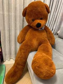 150cm高超大 熊公仔