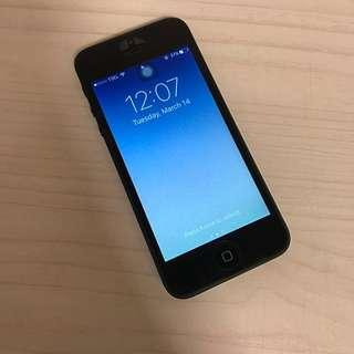 Iphone 5 Black- 16 GB