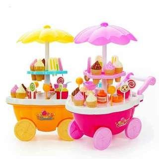 Ice cream babies toy