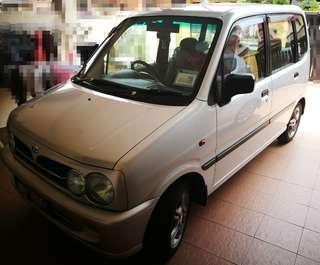 Perodua Kenari 1.0 Auto